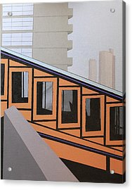 Angel's Flight Acrylic Print
