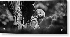 Angel's Flight Acrylic Print by Marc Huebner