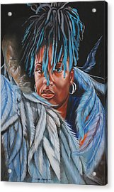 Angel's Guardian Acrylic Print