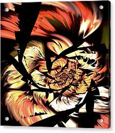 Anger Management Acrylic Print