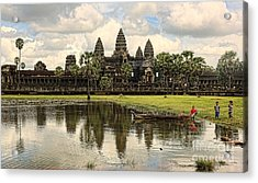 Angkor Wat I Acrylic Print
