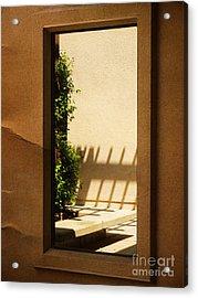 Angled Reflections2 Acrylic Print