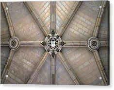 Angles Acrylic Print by Glenn DiPaola
