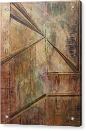 Angles Of Enlightenment Acrylic Print