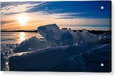 Angostura Ice Acrylic Print