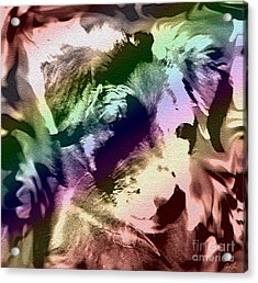 Acrylic Print featuring the photograph Animalistic by Arlene Sundby