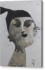 Animus No. 57 Acrylic Print by Mark M  Mellon