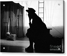 Anna Maria Alberghetti On Stage In 1961 In Carnival Acrylic Print by The Harrington Collection