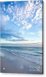 Anna Maria Island Beach Acrylic Print