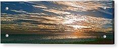 Anna Maria Island Sunset Acrylic Print