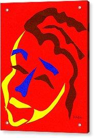 Annalyn Acrylic Print