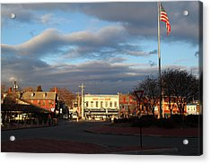 Annapolis Md - 01131 Acrylic Print by DC Photographer