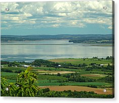 Annapolis Valley No.1 Acrylic Print