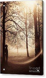 Anomaly Acrylic Print by Svetlana Sewell