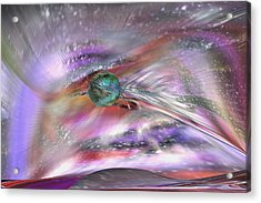 Another Cosmic View Acrylic Print