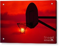 Another Day Another Two Points Acrylic Print by John Hartung
