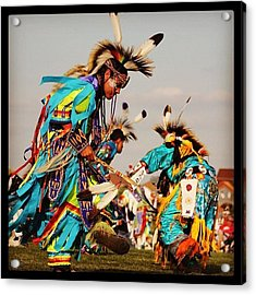 Weekend Wacipi Acrylic Print