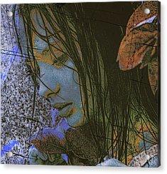 Another Rainy Day Acrylic Print by Gun Legler