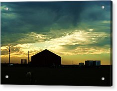 Another Texas Sky Acrylic Print