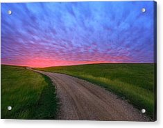 Acrylic Print featuring the photograph Another Way To Heaven by Kadek Susanto
