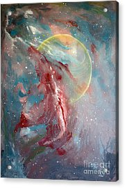 Another World3 Acrylic Print by Valia US