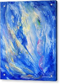 Another World4 Acrylic Print by Valia US