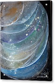 Another World6 Acrylic Print by Valia US