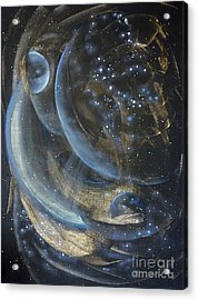 Another World8 Acrylic Print by Valia US