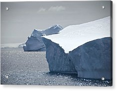 Antarctic Icebergs Acrylic Print by Science Photo Library