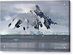 Antarctica Acrylic Print by Jan Wolf