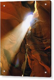 Antelope Canyon One Acrylic Print by Joshua House