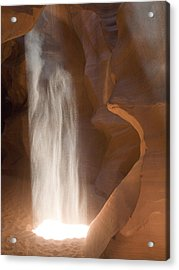Acrylic Print featuring the photograph Antelope Ghost by Phil Stone