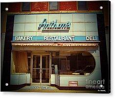 Anthon's Bakery Pittsburgh Acrylic Print