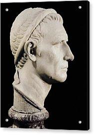 Antiochus IIi The Great. 301 Bc. Copy Acrylic Print