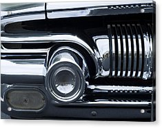Antique Car Grill Acrylic Print