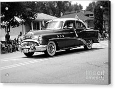 Antique Car Parade Acrylic Print