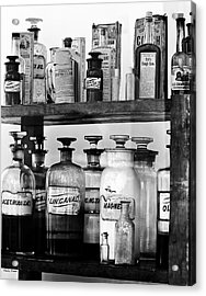 Antique Pharmacy Acrylic Print
