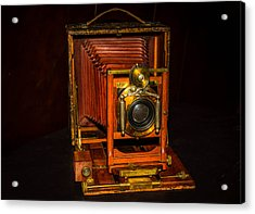 Antique Pony Premo No 6 Camera Acrylic Print