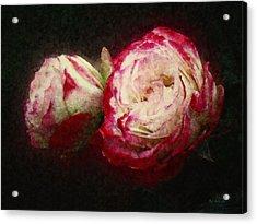 Antique Romance Acrylic Print
