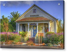 Antiques Anyone? Acrylic Print