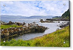 Antrim Coast Northern Ireland Acrylic Print