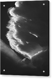 Acrylic Print featuring the photograph Anvil by Scott Rackers