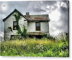 Anybody Home ??????? Acrylic Print