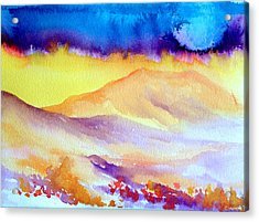 Anza Borrego  Acrylic Print