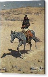Apache Scout  Acrylic Print