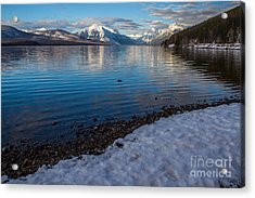 Acrylic Print featuring the photograph Apgar Afternoon 1 by Katie LaSalle-Lowery