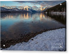 Acrylic Print featuring the photograph Apgar Afternoon 2 by Katie LaSalle-Lowery