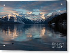 Acrylic Print featuring the photograph Apgar Afternoon 3 by Katie LaSalle-Lowery