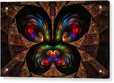 Apo Butterfly Acrylic Print