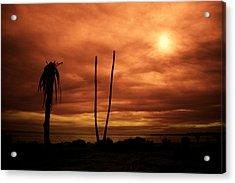 Apocalypse Nowish Acrylic Print